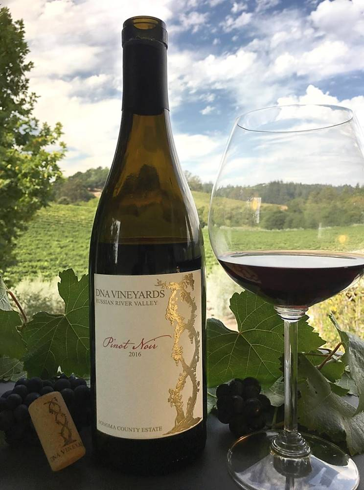 DNA Vineyards Estate Pinot Noir 2016